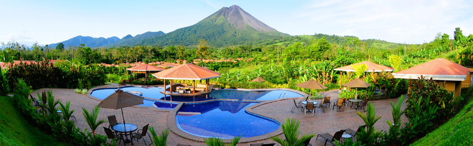 Arenal Costa Ricas Beautiful Adventure Capital Just A Few Hours North Of San Jose International Airport Offers The Visitor Hotel Resorts