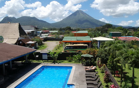 Volcano Resorts Hotels