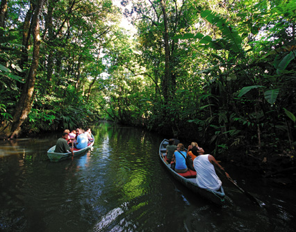 Triple A Rental >> Tortuguero National Park Lodge - Parklands - Costa Rican Vacations, Corporate, Condos ...